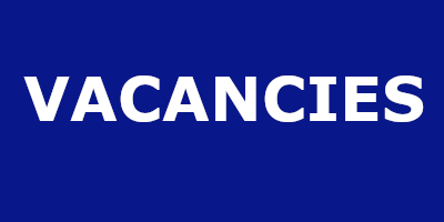 CURRENT ACADEMIC STAFF VACANCIES